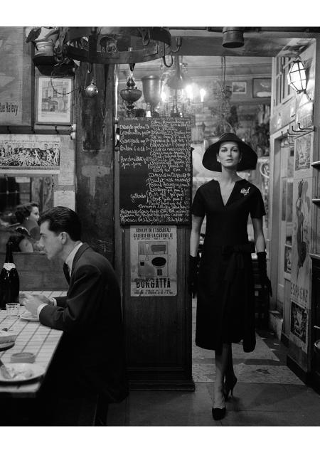 Carmen Dior | Roger la Grenouille by Gleb Derujinsky, 1957