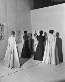Charles James Coat - Vogue November 1936 © Cecil Beaton