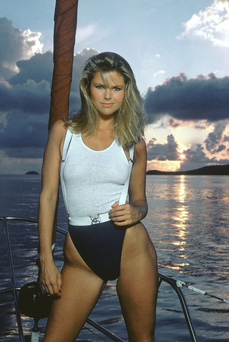 Christie Brinkley, Swimsuit Issue 1980