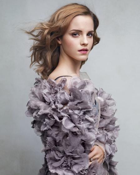 Emma Watson Vanity Fair June 2010 © Patrick Demarchelier