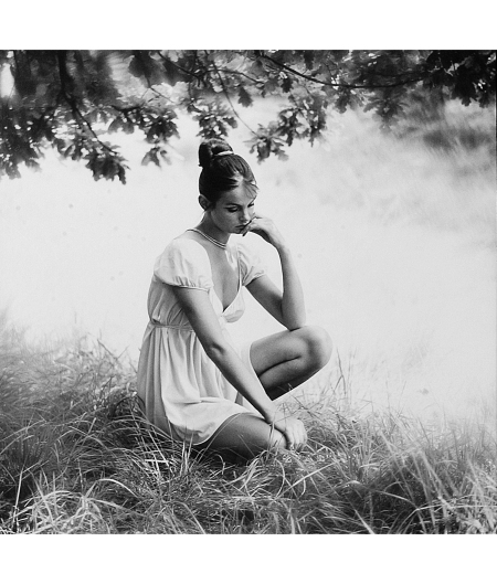 Jean Shrimpton © Patrick Lichfield
