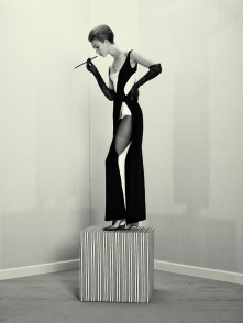 Karlie Kloss A Head For Business And A Bod For Sin Acne Paper #14 Fall 2012 © Roe Ethridge6