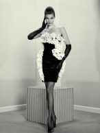 Karlie Kloss A Head For Business And A Bod For Sin Acne Paper #14 Fall 2012 © Roe Ethridge7