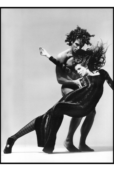 Marcus Schenkenberg and Stephanie Seymour