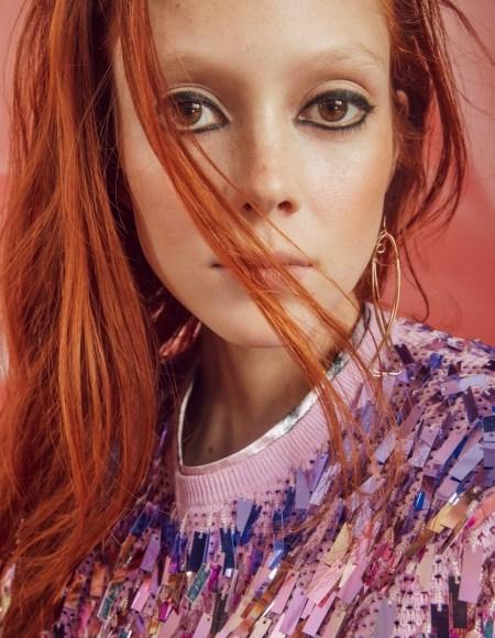 Natalie Vogue China March 2017 © Roe Ethridge b