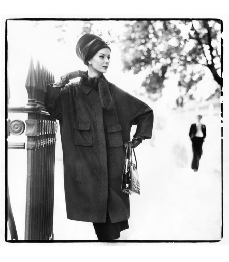 Nena von Schlebrugge Vogue Mid September 1960 © Claude Virgin