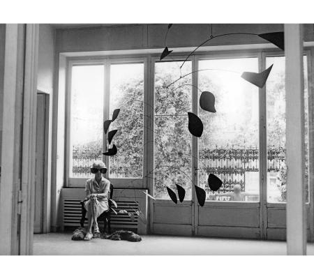 Peggy Guggenheim © gino begotti