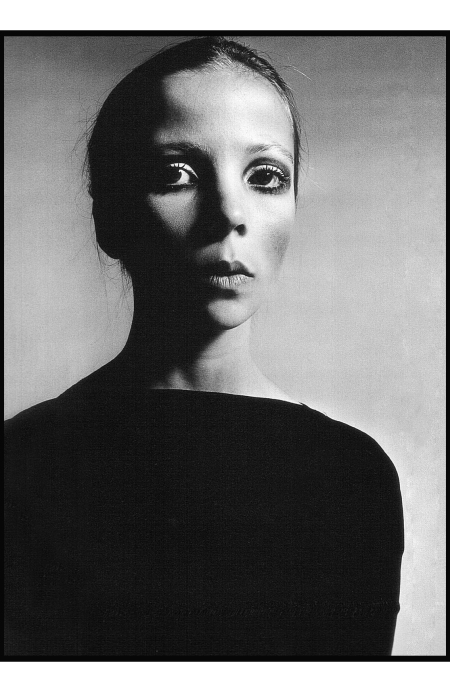 Penelope Tree Good Bye Baby and Amen 1969 © David Bailey