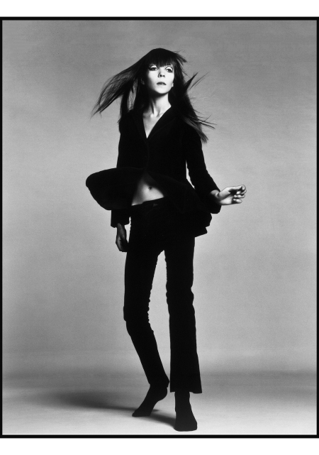 Penelope Tree NY, Vogue june 1967 © Richard Avedon.