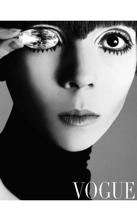 Penelope Tree Vogue October 1967 © Richard Avedon