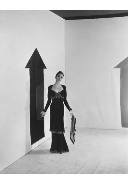 Ruth Ford, Paris, 1936 © Cecil Beaton copia