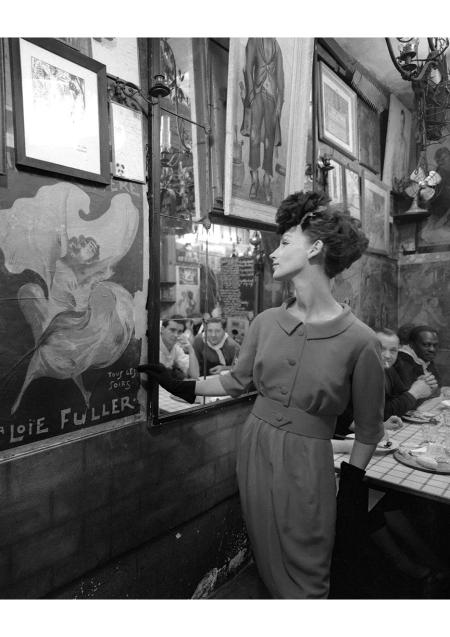 Ruth Neuman Derujinsky Pierre Cardin | Roger la Grenouille by Gleb Derujinsky, 1957