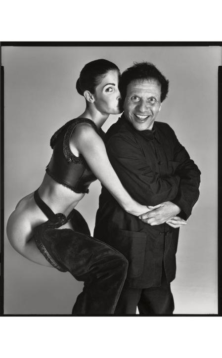 Stephanie Alaia Paris on September 16, 1994