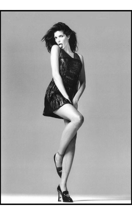 Stephanie by Richard Avedon for Gianni Versace, 1994 copia