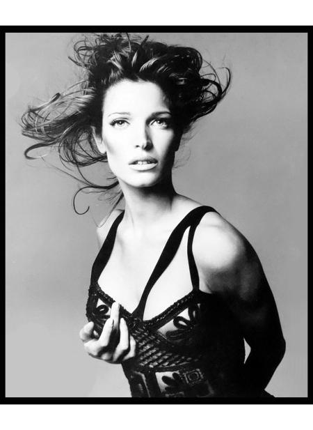 Stephanie Seymour by Richard Avedon Vogue Espana August 1993 b copia