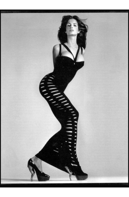 "Stephanie Seymour ""The Outsider"", The New Yorker, November 1994 Photographed by Richard Avedon"