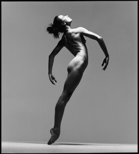 Sylvie Guillem Dancer New York_March 11 1991 © Richard Avedon