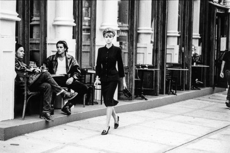 Trish Goff Vogue, 1995 © Arthur Elgort