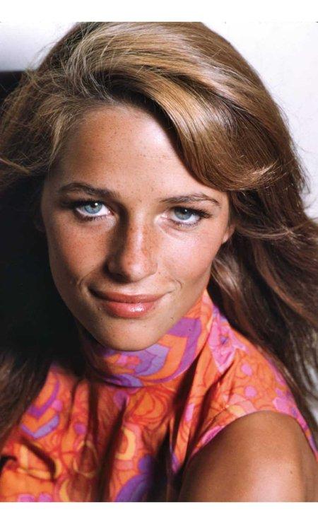 Charlotte Rampling, circa 1968