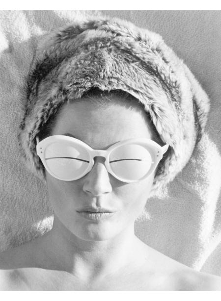 Anita Ekberg Eskimo Glass 1966 © Pierluigi Praturlon