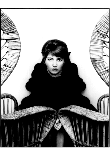Monica Vitti 1962 © Pierluigi Praturlon